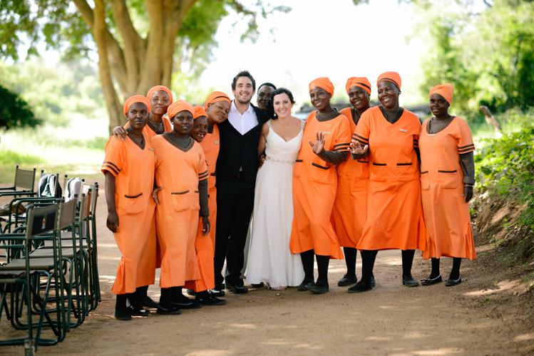 My Amazing South African Safari Wedding