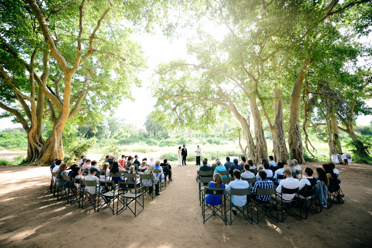 South Africa wedding ceremony