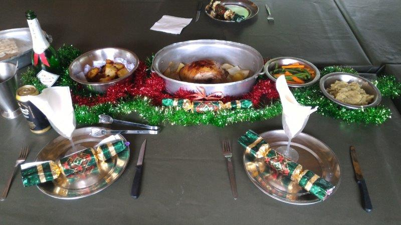 Christmas bush feast